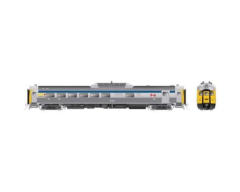Rapido Trains HO Budd RDC2 Phase 2 w DCC & Sound VIA Late #6205