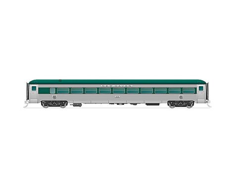 Rapido Trains N New Haven 8600-Series Coach NH Delivery #8656