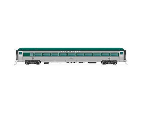 Rapido Trains N New Haven 8600-Series Coach NH Delivery #8701