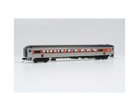 Rapido Trains N New Haven 8600-Series Coach, NH/Red Wdw #8681