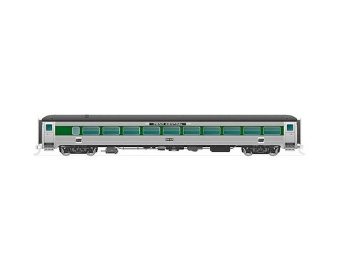 Rapido Trains N New Haven 8600-Series Coach PC Green W Bnd #2569