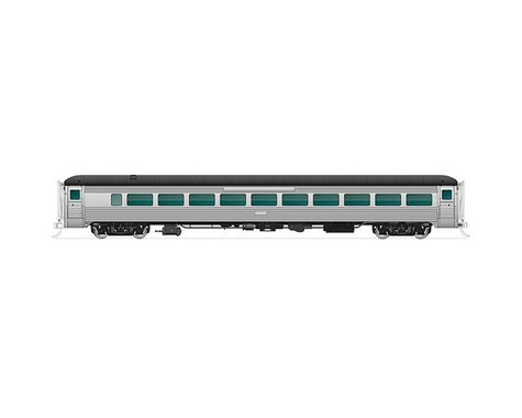 Rapido Trains N New Haven 8600-Series Coach Unlettered