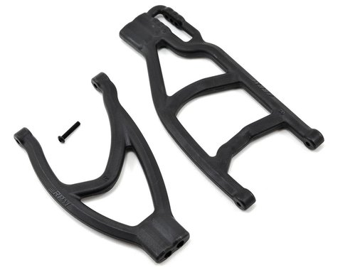 RPM Traxxas Revo/Revo 2.0/Summit Extended Rear Right A-Arms (Black)