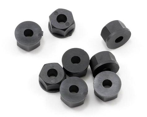 RPM 8-32 Nylon Nuts (Black) (8)