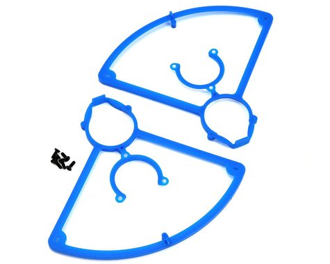 RPM LaTrax Alias Prop Guards (Blue) (2)