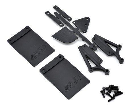 RPM Mud Flap & Number Plate Kit