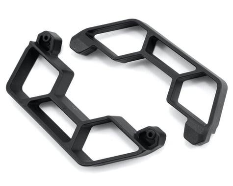 RPM Traxxas LCG Slash 2WD Nerf Bar Set (Black)