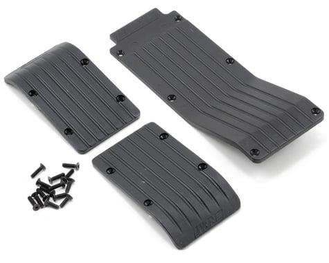 RPM Skid/Wear Plate Set (Black) (3)