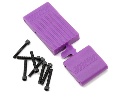 RPM Front & Rear Bulkhead Brace (Purple)
