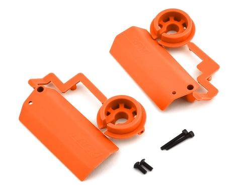 RPM X-Maxx Shock Shaft Guards (Orange)