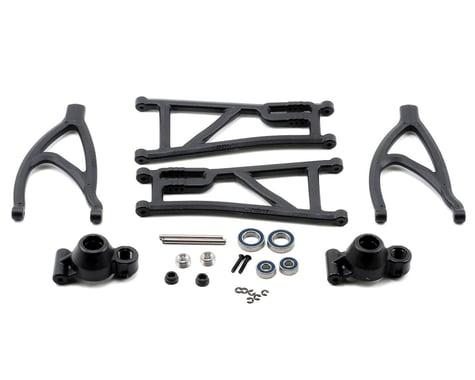 RPM Revo True-Track Rear A-Arm Conversion Kit (Black)