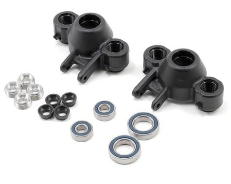 RPM Axle Carriers & Oversized Bearings (Black) (Revo/Slayer) (2)