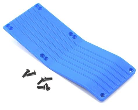 RPM Center Skid Plate (Blue) (T-Maxx #4908 & E-Maxx #3905)