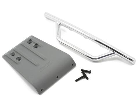 RPM Traxxas Slash Front Bumper & Skid Plate (Chrome)
