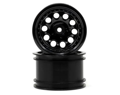 """RPM Revolver 2.2"""" Rock Crawler Wheels (2) (Black) (Narrow Wheelbase)"""