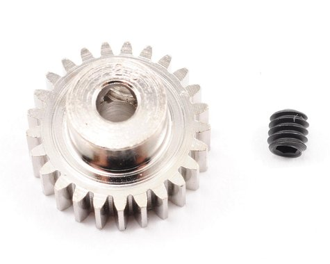 Robinson Racing Steel 48P Pinion Gear (3.17mm Bore) (25T)