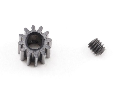 "Robinson Racing ""Aluminum Pro"" 48P Pinion Gear (3.17mm Bore) (12T)"