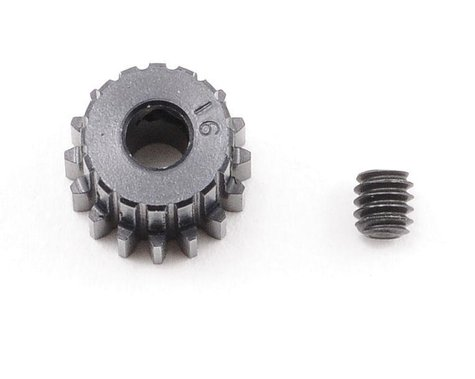 "Robinson Racing ""Aluminum Pro"" 48P Pinion Gear (3.17mm Bore) (16T)"