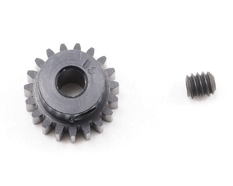 "Robinson Racing ""Aluminum Pro"" 48P Pinion Gear (3.17mm Bore) (19T)"