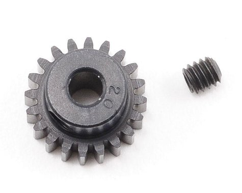 "Robinson Racing ""Aluminum Pro"" 48P Pinion Gear (3.17mm Bore) (20T)"