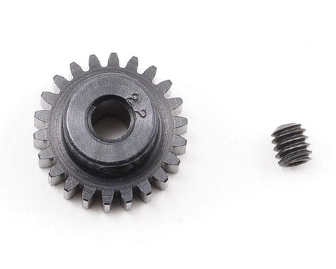 "Robinson Racing ""Aluminum Pro"" 48P Pinion Gear (3.17mm Bore) (22T)"