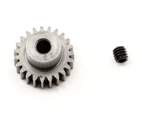 "Robinson Racing Super Hard ""Absolute"" 48P Steel Pinion Gear (3.17mm Bore) (23T)"