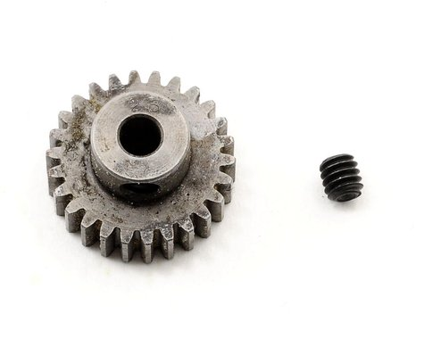 "Robinson Racing Super Hard ""Absolute"" 48P Steel Pinion Gear (3.17mm Bore) (26T)"