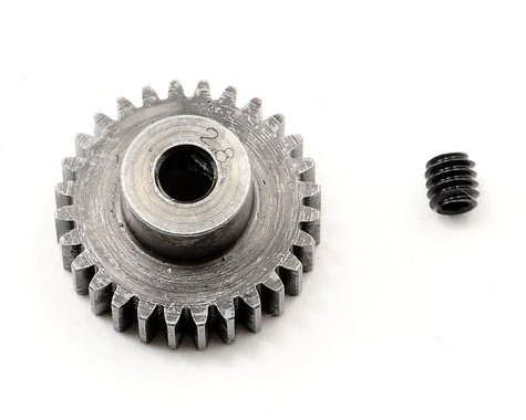 "Robinson Racing Super Hard ""Absolute"" 48P Steel Pinion Gear (3.17mm Bore) (28T)"
