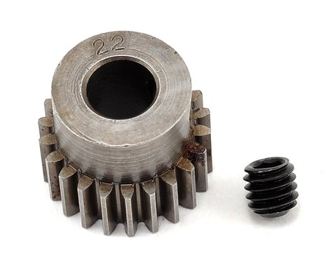 Robinson Racing 48P Machined Pinion Gear (5mm Bore) (22T)