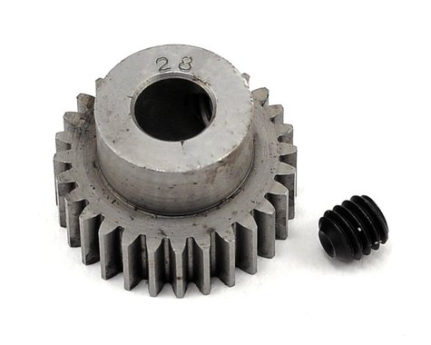 Robinson Racing 48P Machined Pinion Gear (5mm Bore) (28T)