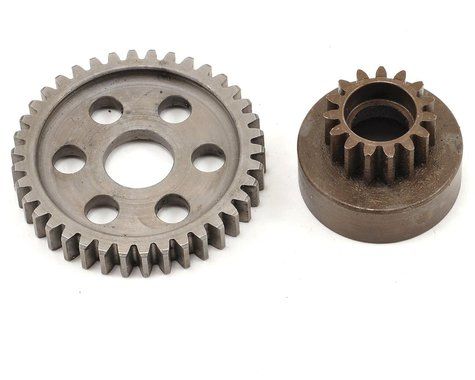Robinson Racing Extra-Hard 15T Clutch Bell & 38T Spur