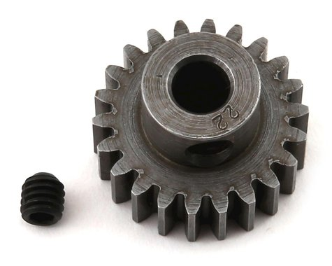 Robinson Racing Extra Hard Steel 32P Pinion Gear w/5mm Bore (22T)