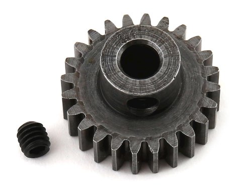 Robinson Racing Extra Hard Steel 32P Pinion Gear w/5mm Bore (24T)