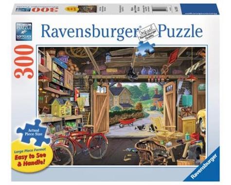 Ravensburger Grandpa's Garage 300pcs Large Format