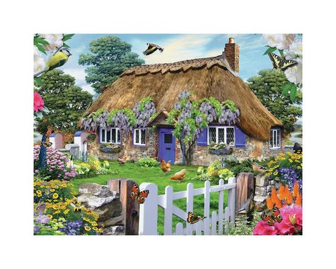 Ravensburger Cottage In England 1500pcs