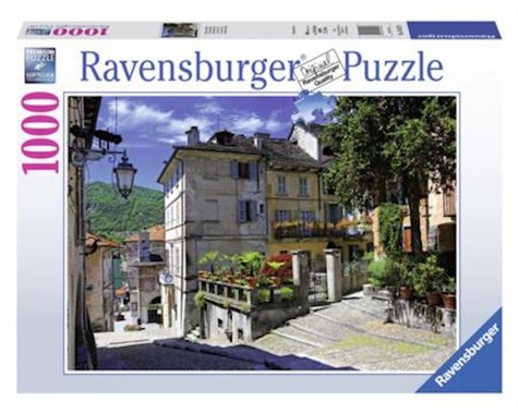 Ravensburger In Piedmont Italy 1000pcs
