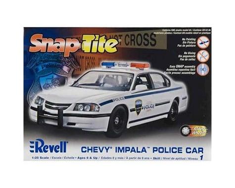 Revell Germany 1/25 Snap '05 Impala Police Car
