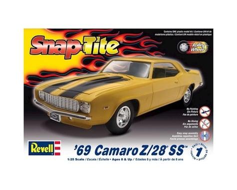 Revell Germany 1/25 Snap '69 Camaro Z/28 SS