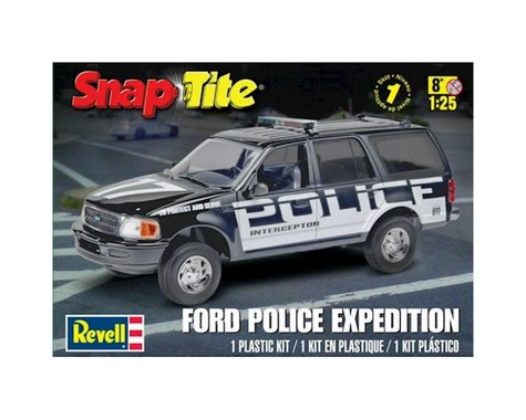 Revell Germany 1/25 '97 Ford Police Expedition