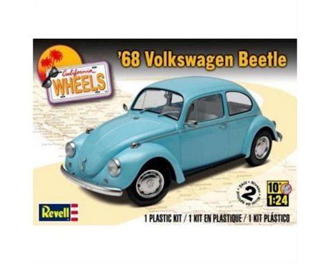 Revell Germany 1 24 60's Beetle Type 1
