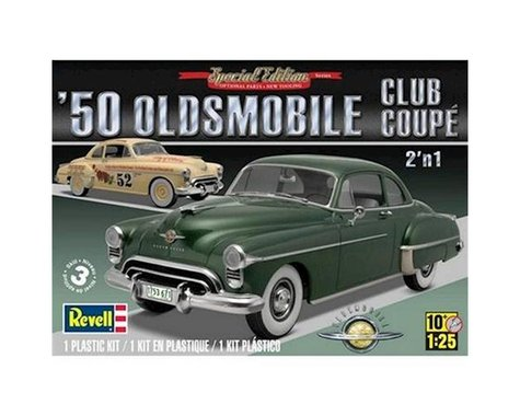 Revell Germany 1/25 '50 Olds Coupe 2'n 1