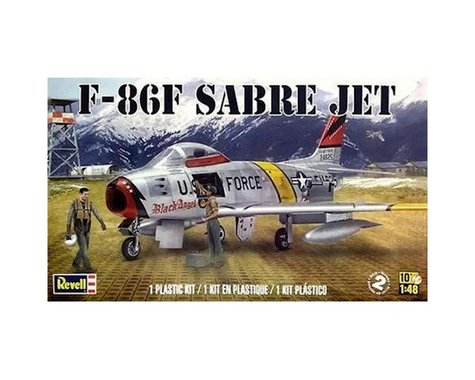 Revell Germany 1/48 F-86F Sabre Jet