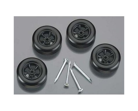 Revell Germany Official BSA Wheel & Axle Set Black