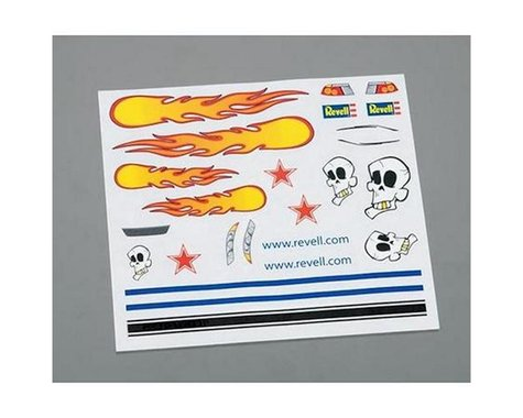 Revell Germany Dry Transfer Decal C