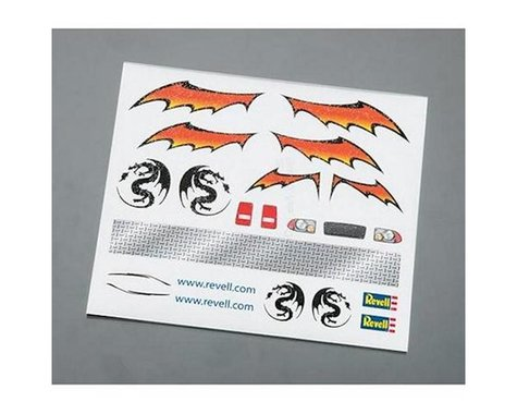Revell Germany Dry Transfer Decal F
