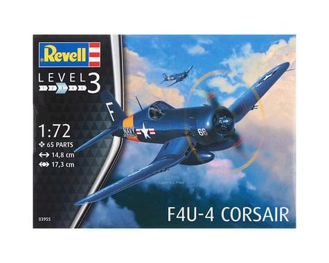 Revell Germany 1/72 F4u-4 Corsair