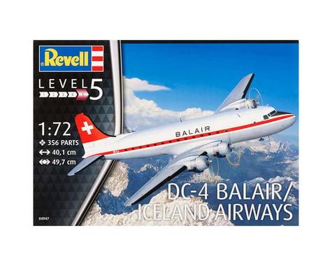 Revell Germany 1/72 Dc-4 Balair