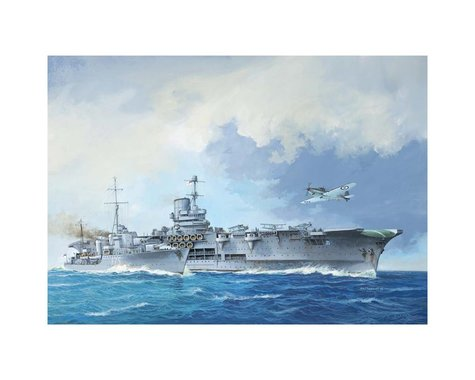 Revell Germany 05149 1/720 HMS Ark Royal/Tribal Class Destroyer