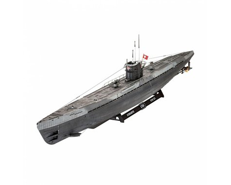 Revell Germany 1/72 German Submarine Type IX C U67/U