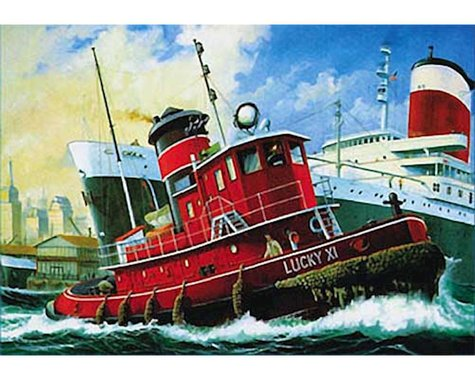 Revell Germany  1/108 Harbour Tug Boat